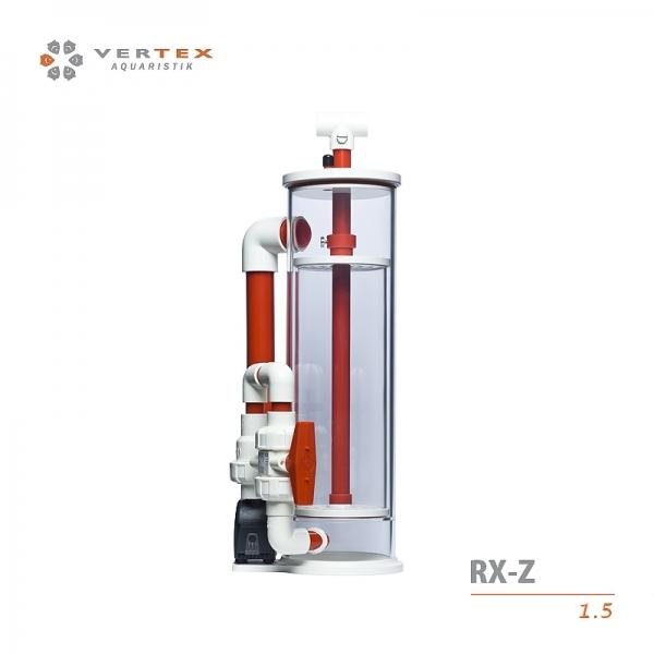 Vertex rx z 1 5 zeolith media reactor 3102050001 for Meerwasser aquaristik shop