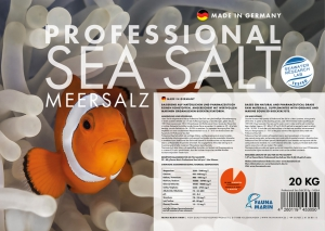 Meeresaquaristik News: Special offer: 20% discount on Fauna Marin Professional Sea Salt 20 kg Bucket