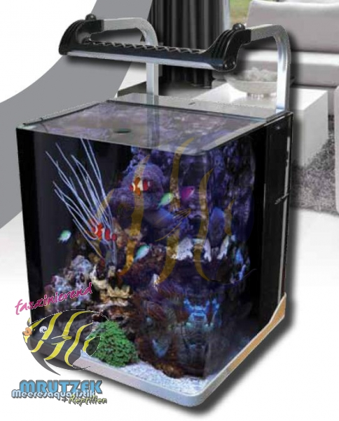 120 liter meerwasseraquarium verkaufe meerwasser aquarium. Black Bedroom Furniture Sets. Home Design Ideas