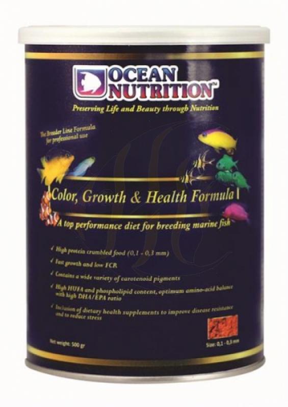 Ocean Nutrition Color Growth Health Formula Marine 0,1-0,3mm 500 g (153224)