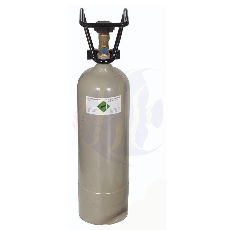 aqua medic co2 flasche 2 kg mit cage 71413 mrutzek. Black Bedroom Furniture Sets. Home Design Ideas
