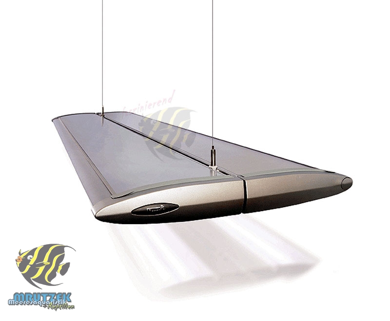 arcadia ot2 aufsetzleuchte t5 4x39 watt 90cm mrutzek meeresaquaristik gmbh. Black Bedroom Furniture Sets. Home Design Ideas